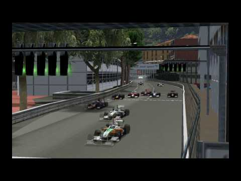 [rF] Digital Racing Monaco round 1 [HD]