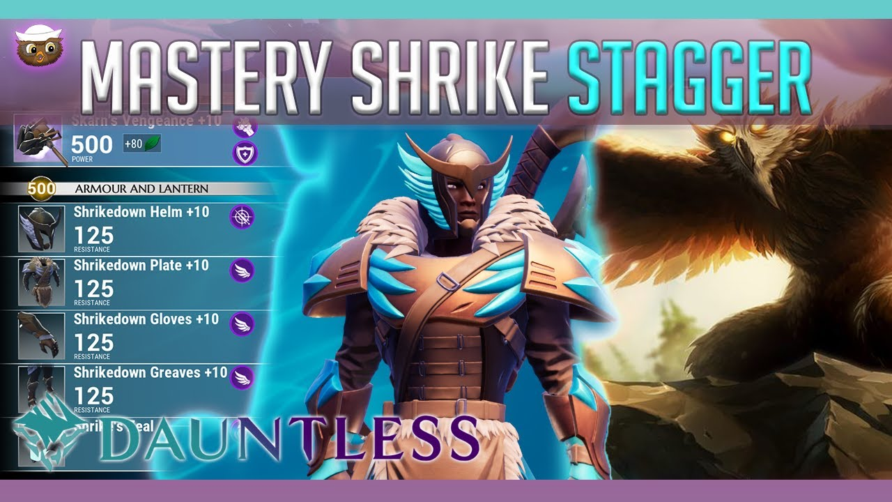 Dauntless Build - All Combos for the Best Dauntless Builds | USgamer