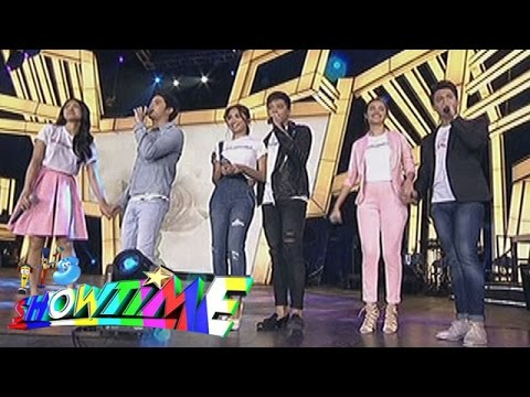 It's Showtime: KathNiel, LizQuen, JaDine