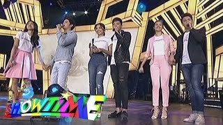 Repeat youtube video It's Showtime: KathNiel, LizQuen, JaDine