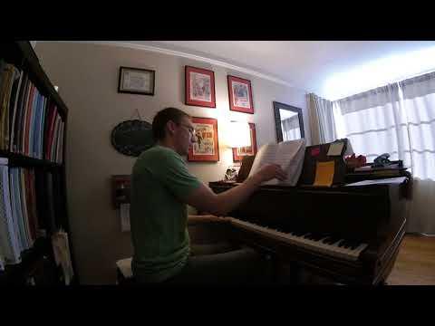 """""""Funny Honey of Mine"""" Piano Accompaniment"""