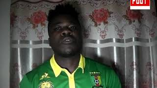 Réaction d un Supporter Camerounais Par Vincent Kamto.avi