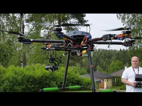 Tarot T960 Hexacopter Multicopter with Pixhawk