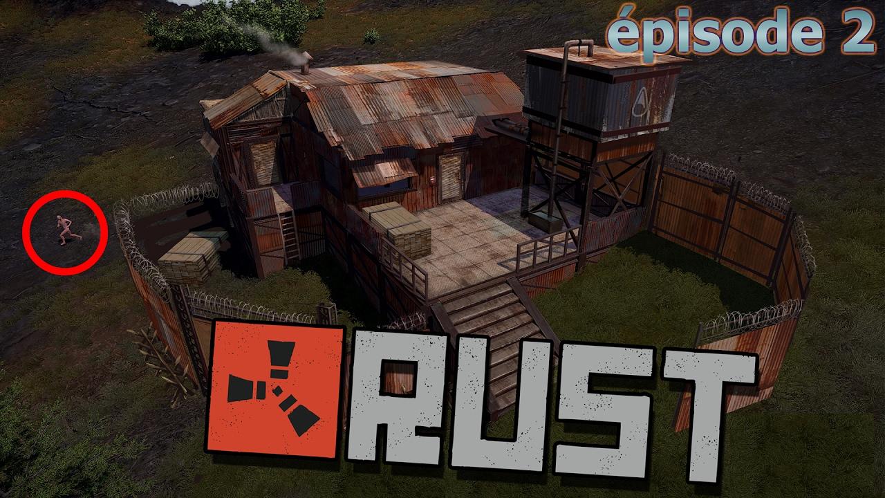 Construire Sa Maison Rust