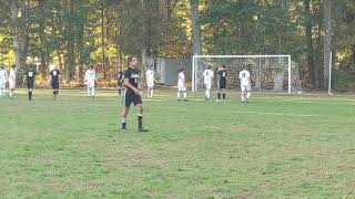 Jackson Memorial awarded penalty kick and re-kick