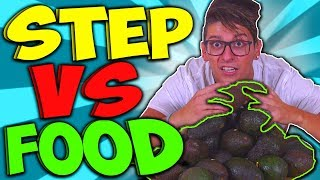 ST3P VS FOOD - 5 KG DI AVOCADO (12.000 CALORIE)