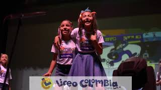 #GÜIPARQUES grado cuarto 2018 LICEO COLOMBIA .TV