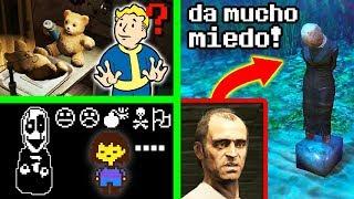 6 Descubrimientos de Videojuegos que Desearías NO Haber Encontrado