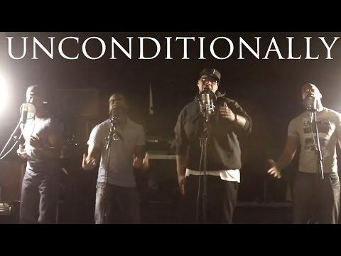 Unconditionally - Katy Perry (AHMIR R&B group cover)
