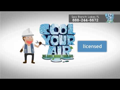 AC Repair in Sea Ranch Lakes, FL - 888-244-6672