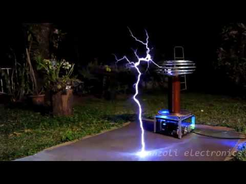 The Signal by BertycoX  on Singing Tesla Coil