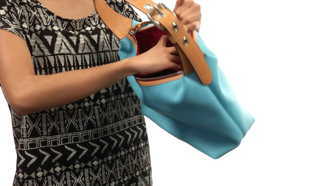 66d2be0a6 Dooney & Bourke Patterson Paige Sac SKU:8863896 - YouTube