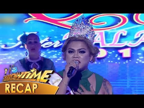 It's Showtime Recap: Miss Q & A Contestants' Witty Answers In Beklamation - Week 3