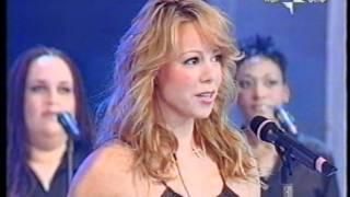 Mariah Carey - Never Too Far/Hero (@ Dom&Nika In 2001)