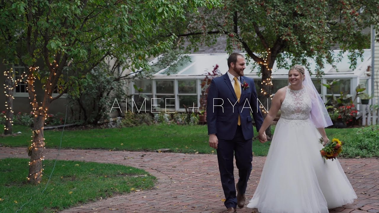 AIMEE + RYAN (Cinematic Wedding Film)
