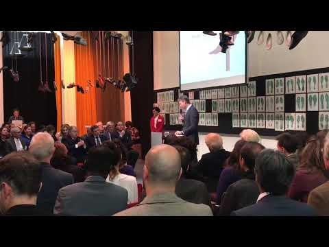 Graciela Pérez Rodriguez receives the 2017 Human Rights Tulip