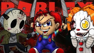 HORROR MOVIE FIGHTERS | ROBLOX