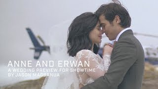 Anne Curtis and Erwan Heussaff: A Wedding Preview for Showtime
