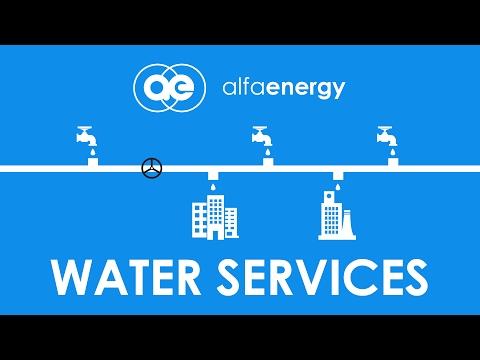Water Services in England and Scotland