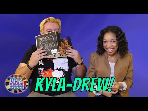 Kyla-Drew Interview and Foreign Accent Challenge