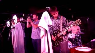 Monophonics @ La Java , Paris 2013 - I Got A Thing, You Got A Thing, Everybody