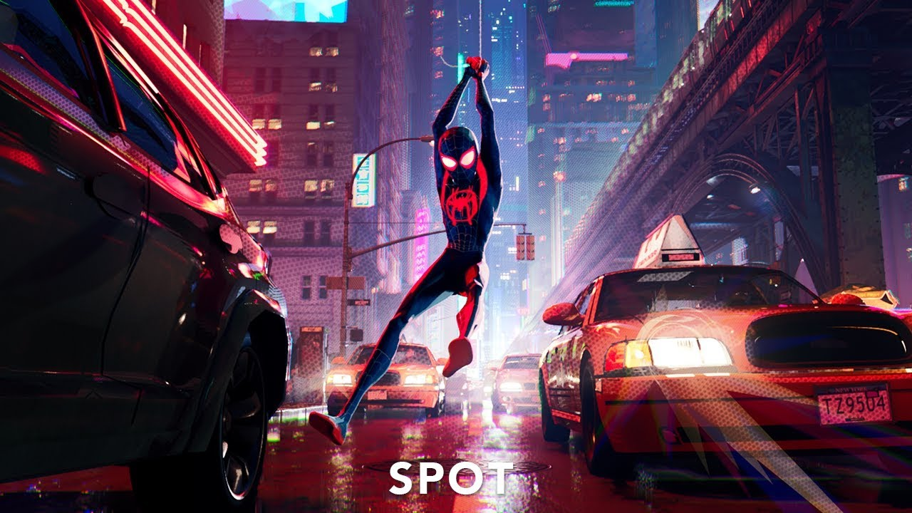 """SPIDER-MAN: A NEW UNIVERSE - Freak out Kids 30"""" - Ab 13.12.18 im Kino!"""