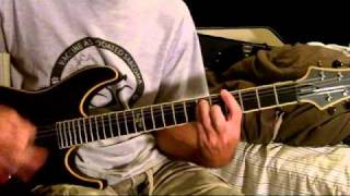 Maximum the Hormone - Tatari Kun SCHECTER Blackjack ATX C-1 Egnate...