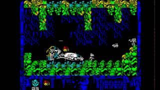 Harbinger – Convergence Walkthrough, ZX Spectrum