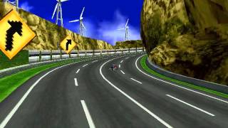 Daytona USA Deluxe - Dinosaur Canyon Replay