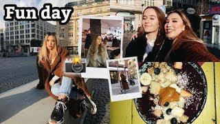Vlogmas #12: Fotos machen in Frankfurt 📸 -Adorable Caro