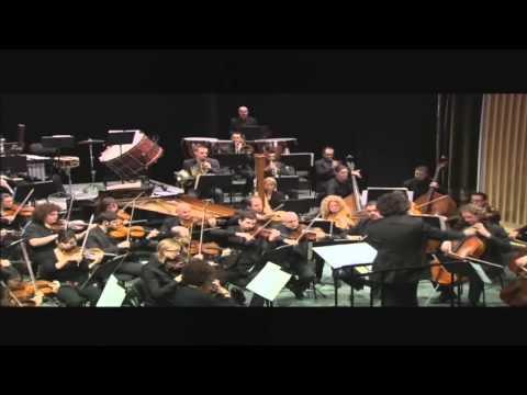 Daniele Del Lungo, La Creazione di Malta, per orchestra.
