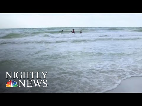 Mel Taylor - Warmer Ocean Water = More Flesh Eating Bacteria (Another Death in Florida)