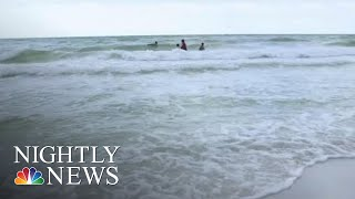 New Warning After Mother Dies Of Flesh-Eating Bacteria | NBC Nightly News