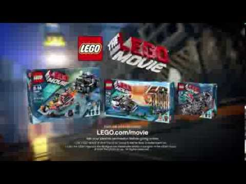 The LEGO Movie Sets Commercial #2 (70801, 70802 & 70808)
