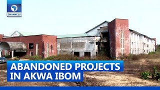 NDDC Inspects Abandoned Project Sites In Akwa Ibom