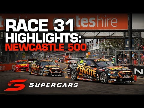 Highlights: Race 31 Newcastle 500 | Supercars Championship 2019
