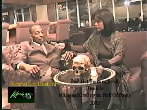 nat turner's skull 2002 national civil rights hall of fame movie Mp3