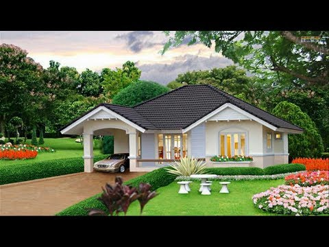 80 Beautiful Images of Simple Small House Design