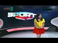 Grace Blessing Sport7 Malam Dengan Rok Mini, 20 April 2017