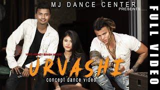 Urvashi   yo yo Honey sing   Bhushan kumar   Directergifty  Concept Dance Video(Cover)By Nishan Khan