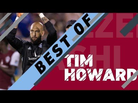 Best of Tim Howard Saves in MLS
