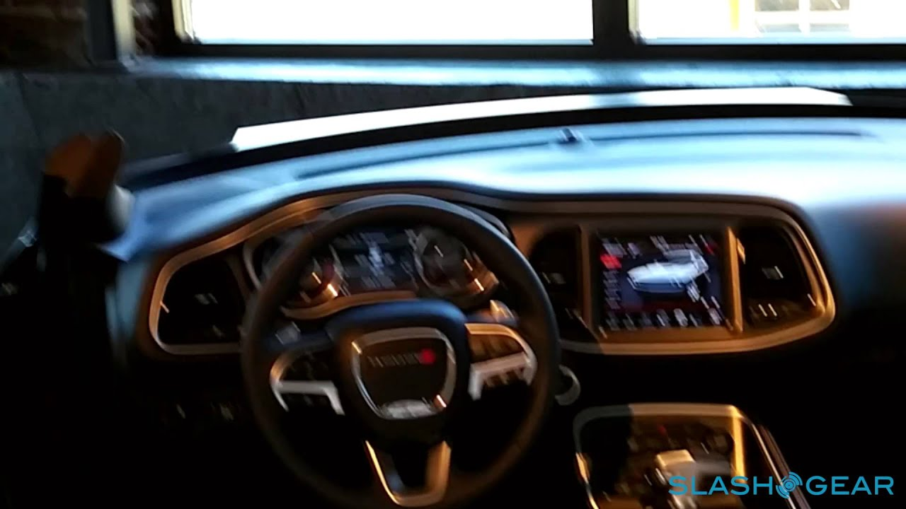 2015 DODGE Challenger Interior Walkthrough