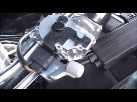 BMW wiper issue, 1 Series E87