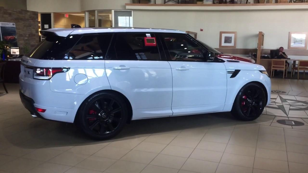 2017 Range Rover Sport Autobiography - YouTube