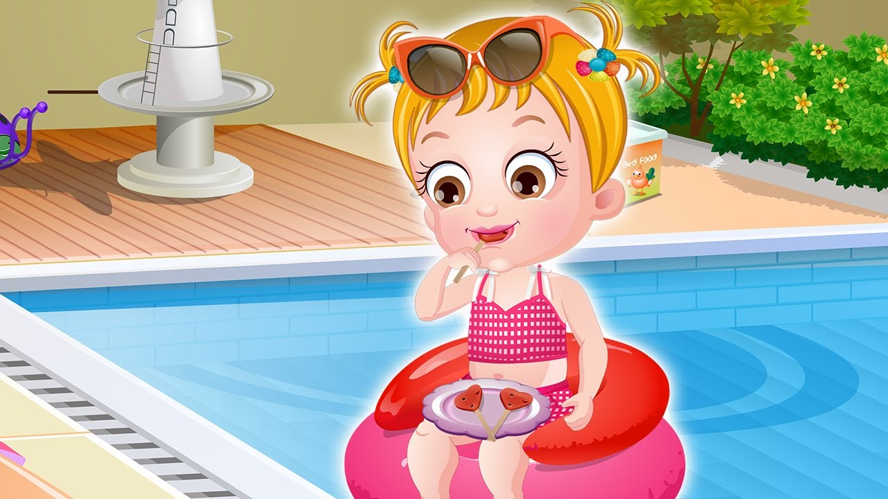 Baby Hazel Summer Camp - Play The Girl Game Online