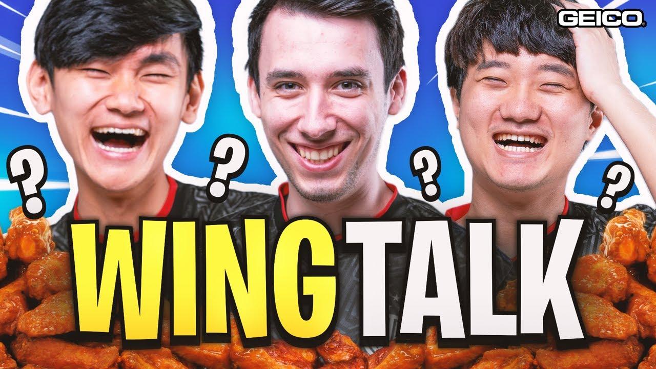 TSM FTX does a WING TALK Q&A!