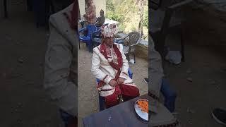 Garhwali Bagpiper 1