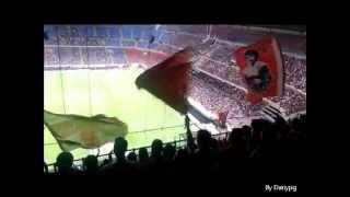 Milan-Perugia 2-0 Coppa Italia - CURVA NORD PERUGIA