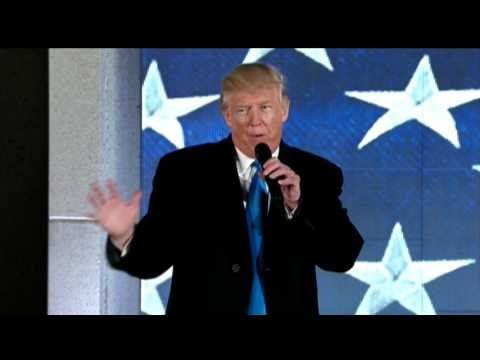FULL: Donald Trump Speech At Inaugration Welcome Concert: Make America Great Again