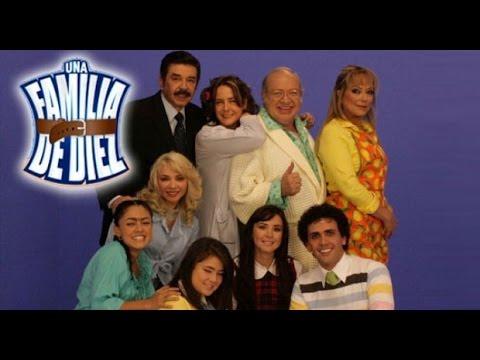 Una Familia de Diez~Primera Temporada Capítulo 7 YouTube